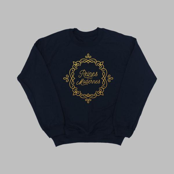 Sweatshirt | Reines Des Temps Modernes